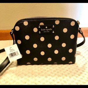 Kate Spade Wellesley printed Hanna crossbody bag